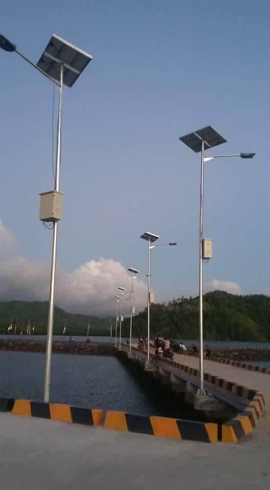 harga pju tenaga surya