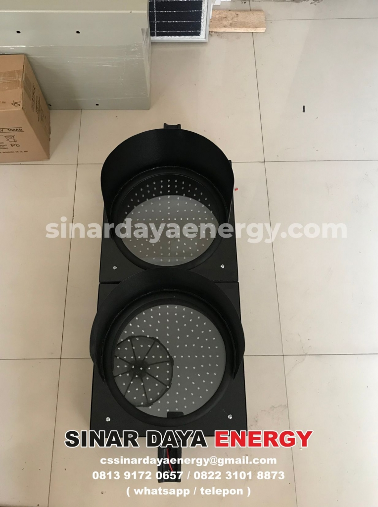 Spesifikasi Lampu LED Warning Light
