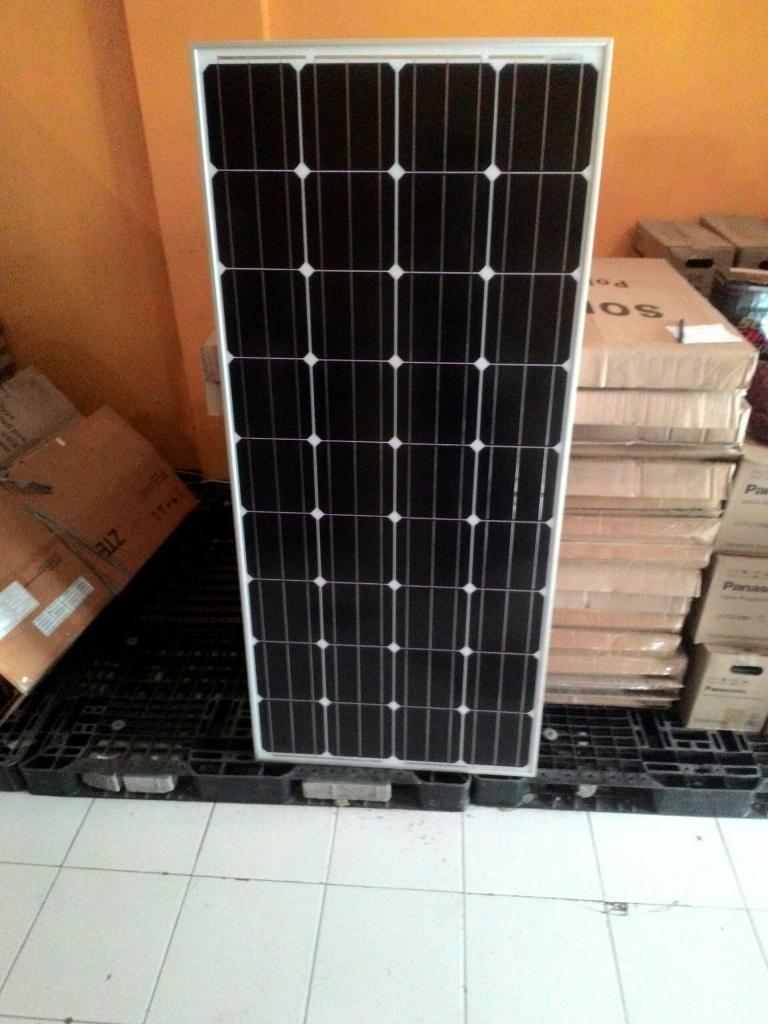 jual solar panel 150wp