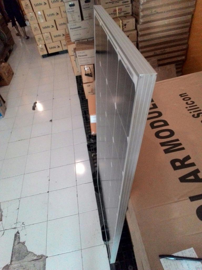 Jual Solar Panel Surya 150wp Mono Solar Panel Solution