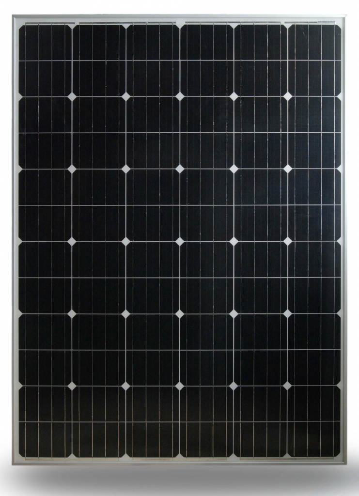 jual solar panel surya 200wp