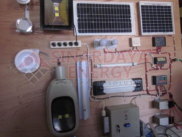 harga panel surya surabaya