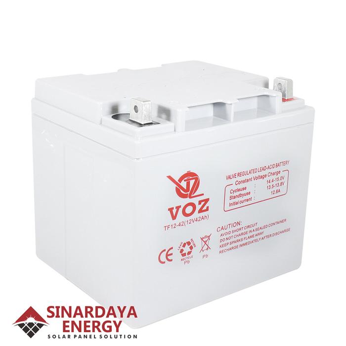 distributor baterai VOZ 12v 42Ah