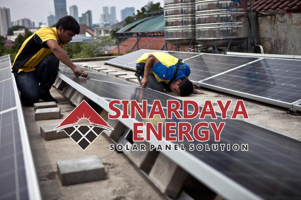 distributor pju tenaga surya bergaransi manado