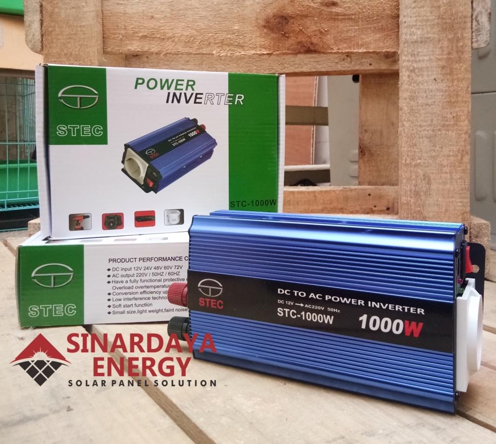 jual solarcell inverter STEC 1000w