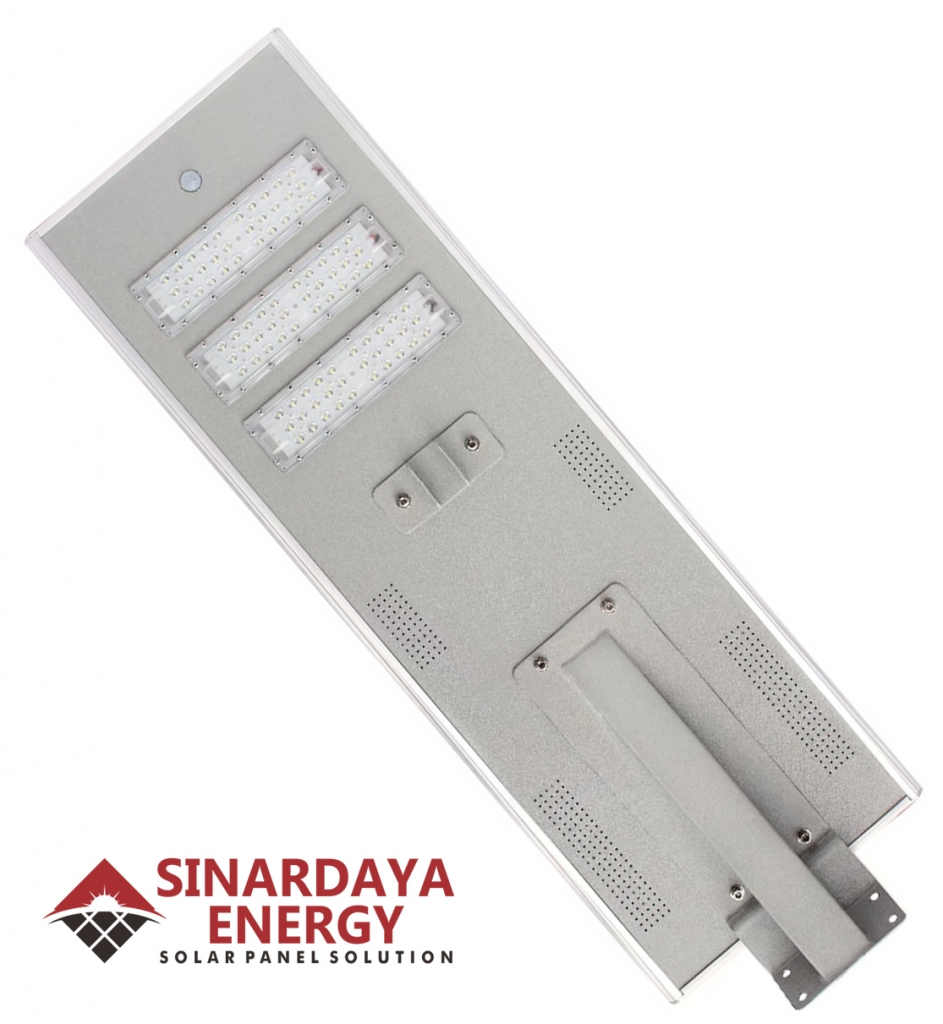 harga lampu pju solarcell all in one 40