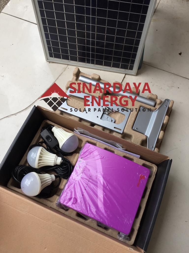 harga paket lampu sehen tenaga surya