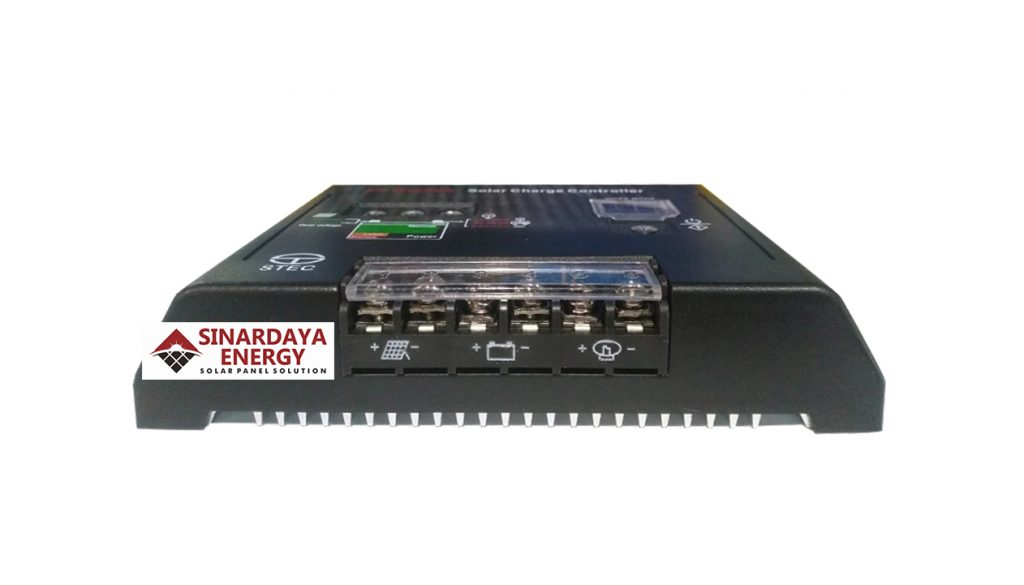 harga solarcell Controller STEC 10a DC