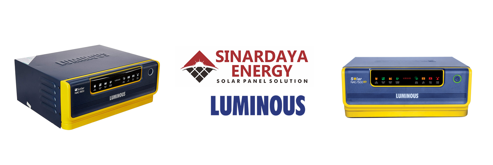 distributor Luminous Solar Inverter 1500Va
