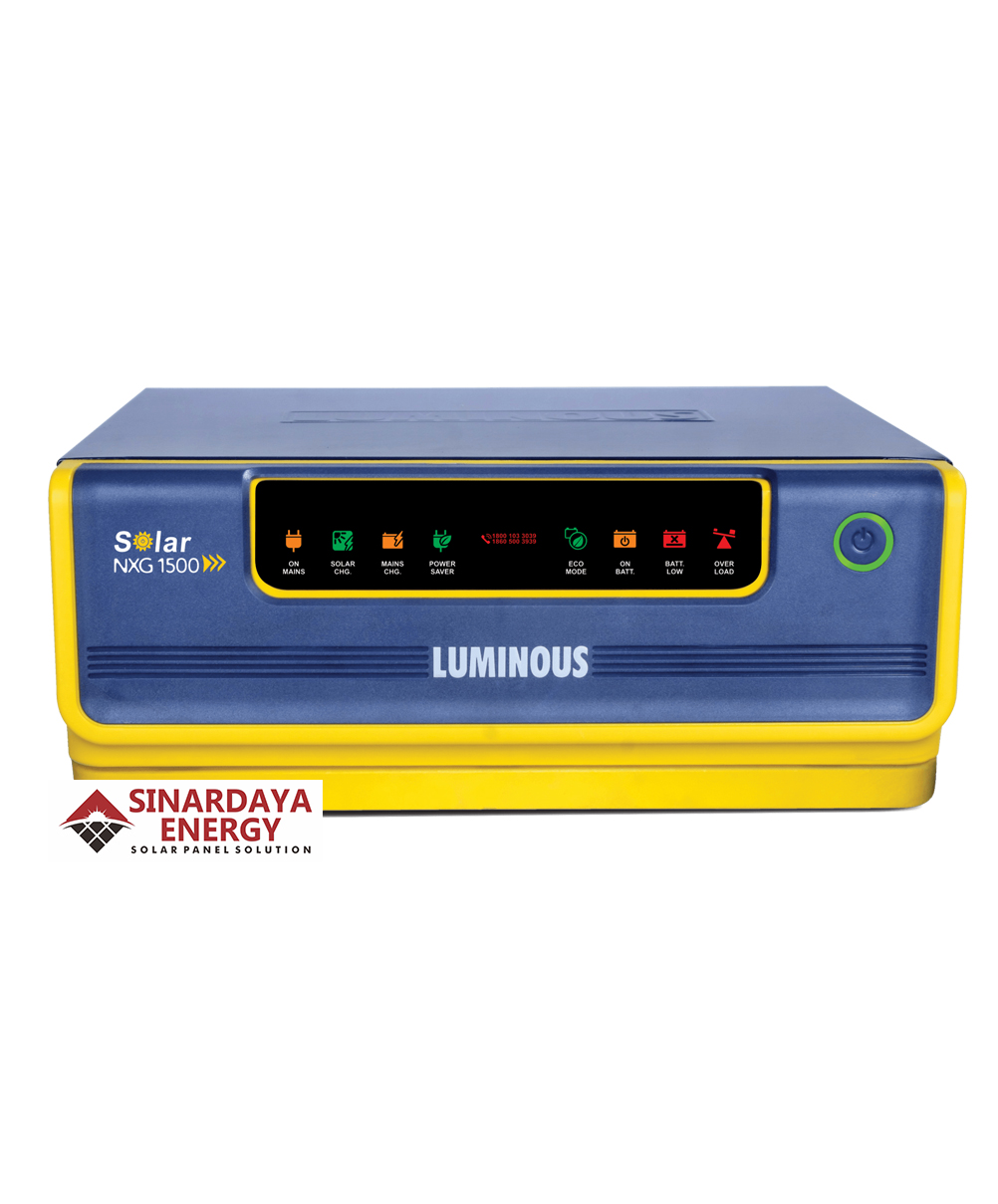 harga Luminous Solar Inverter 1500Va