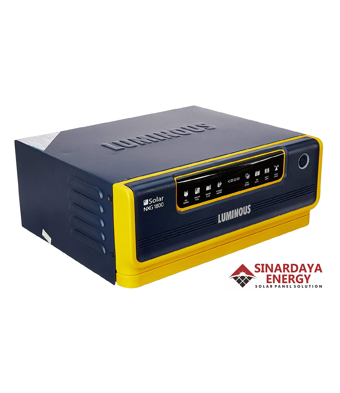 JUAL Inverter Luminous Solar Hybrid | SOLAR PANEL SOLUTION
