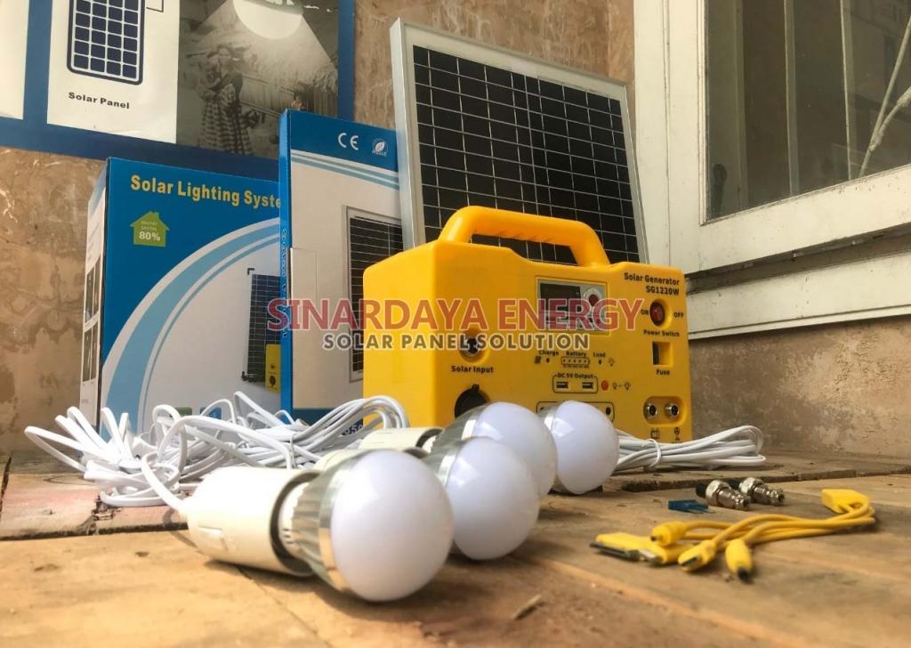 distributor lampu sehen tenaga surya