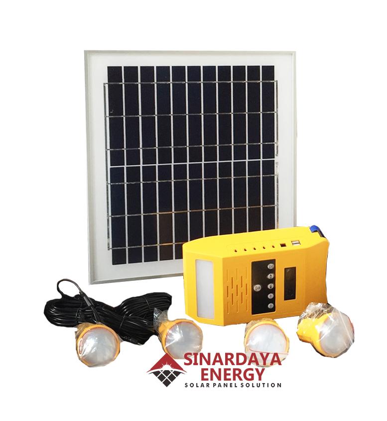 harga Paket Lampu SEHEN Solarkit terbaru