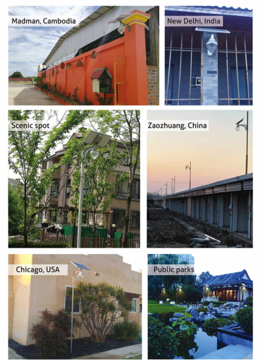 jual lampu taman tenaga surya