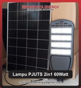 jual lampu tenaga surya 2in1
