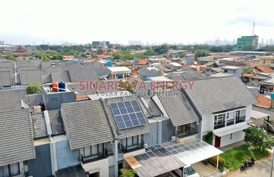 Harga Paket Solar Home System