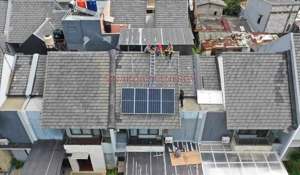 harga Paket Solar Home System 1000watt
