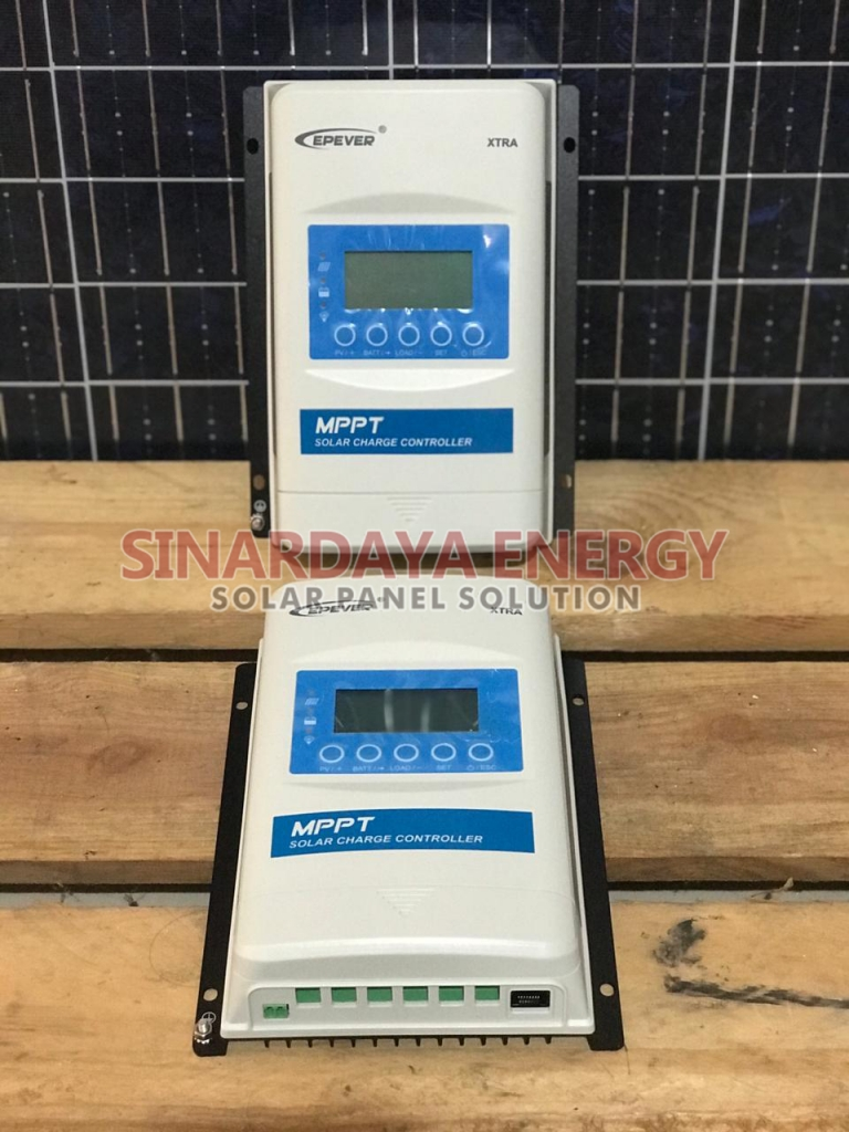 Harga MPPT Epever Solar Charge Controller 20a