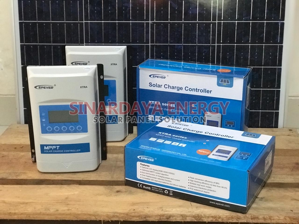 Harga Solarcell Controller MPPT Epever