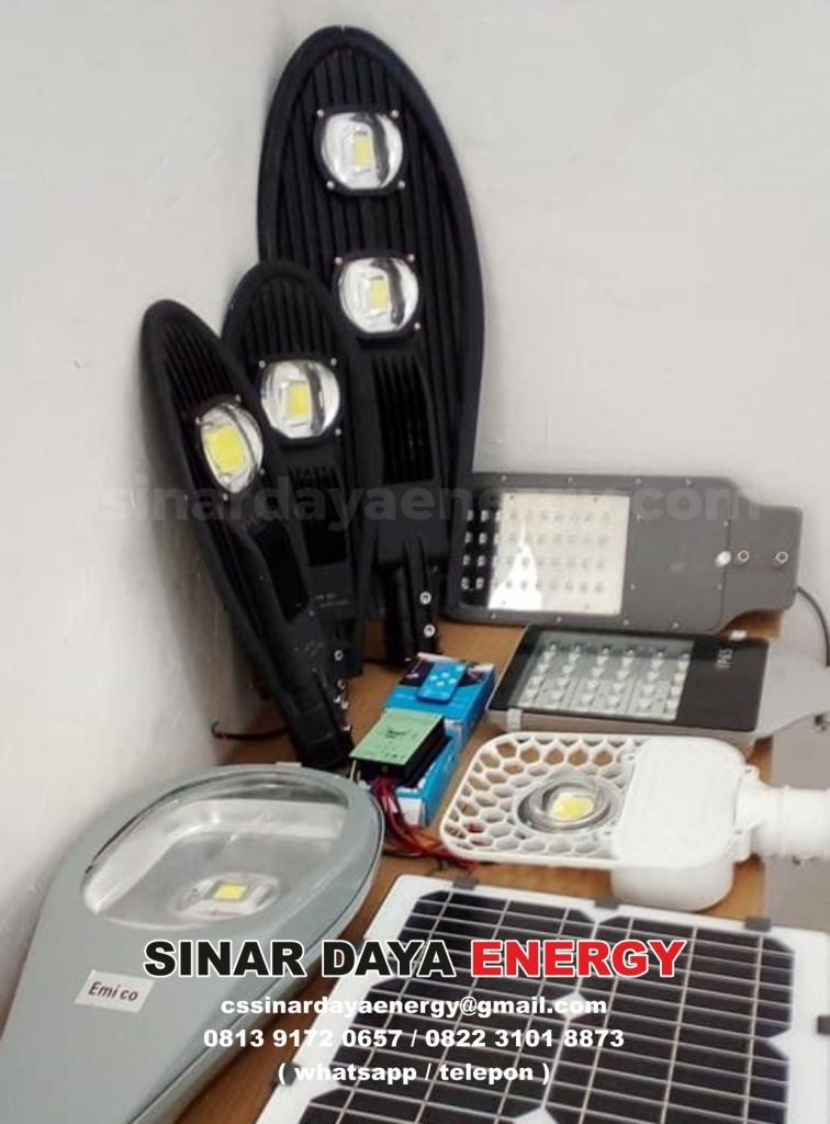 distributor Lampu PJU Tenaga Surya Cobra 40W