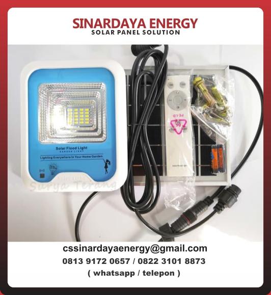 Harga Lampu LED Sorot Tenaga Surya