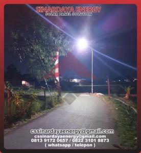 Harga Paket Lampu Jalan LED 2in1 30Watt