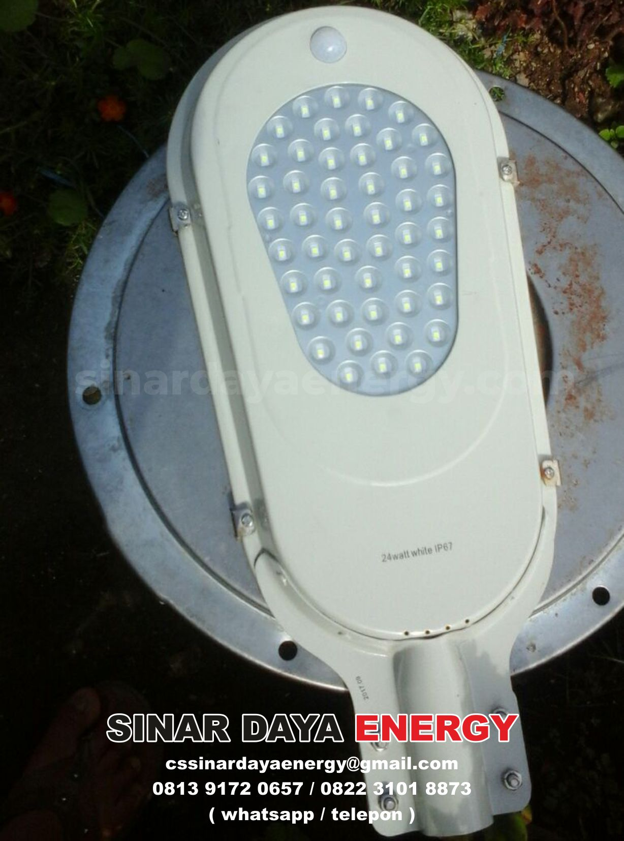 beli Lampu Tenaga Surya All In One Fatro
