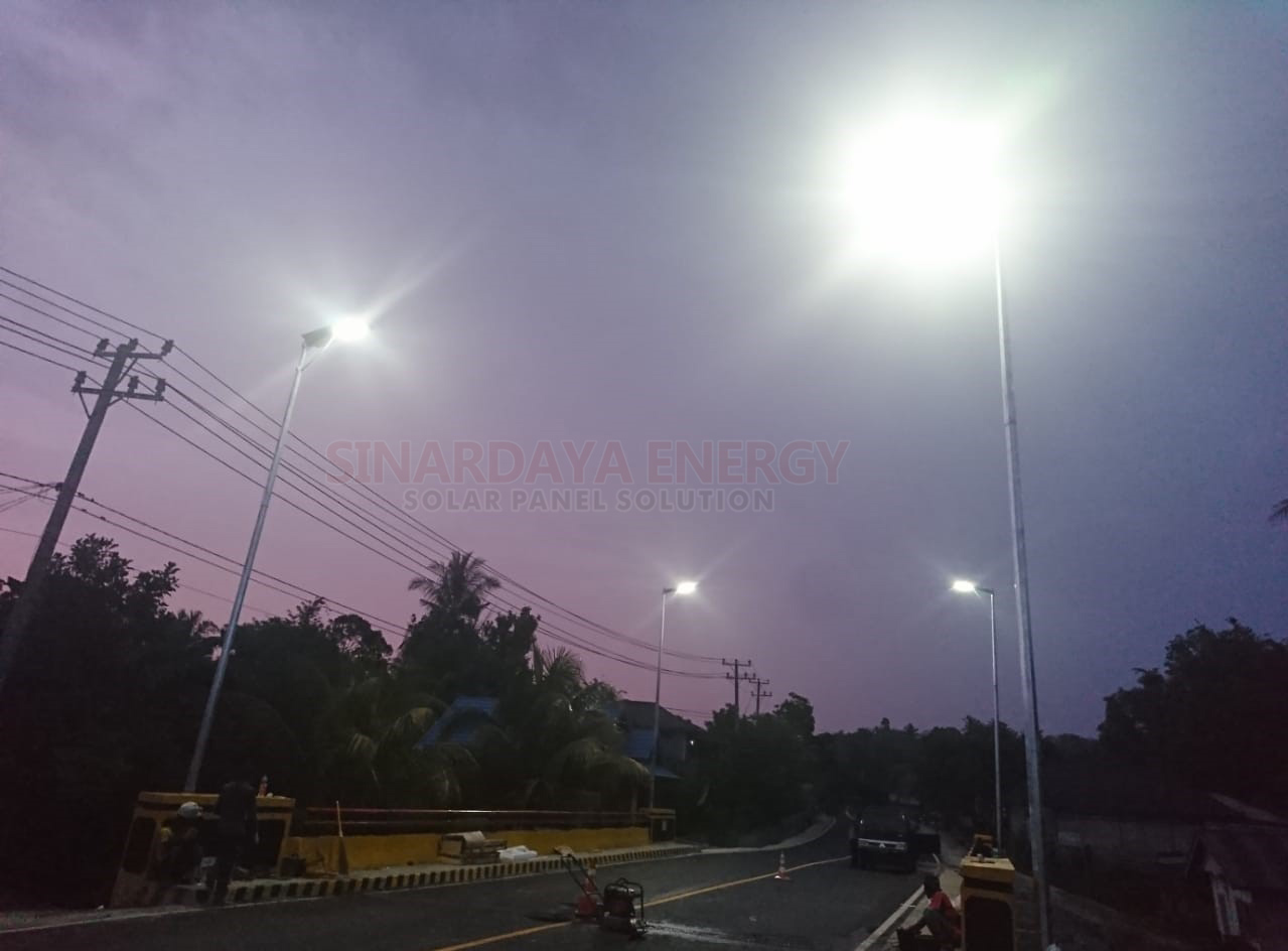 Harga Solarcell All In One