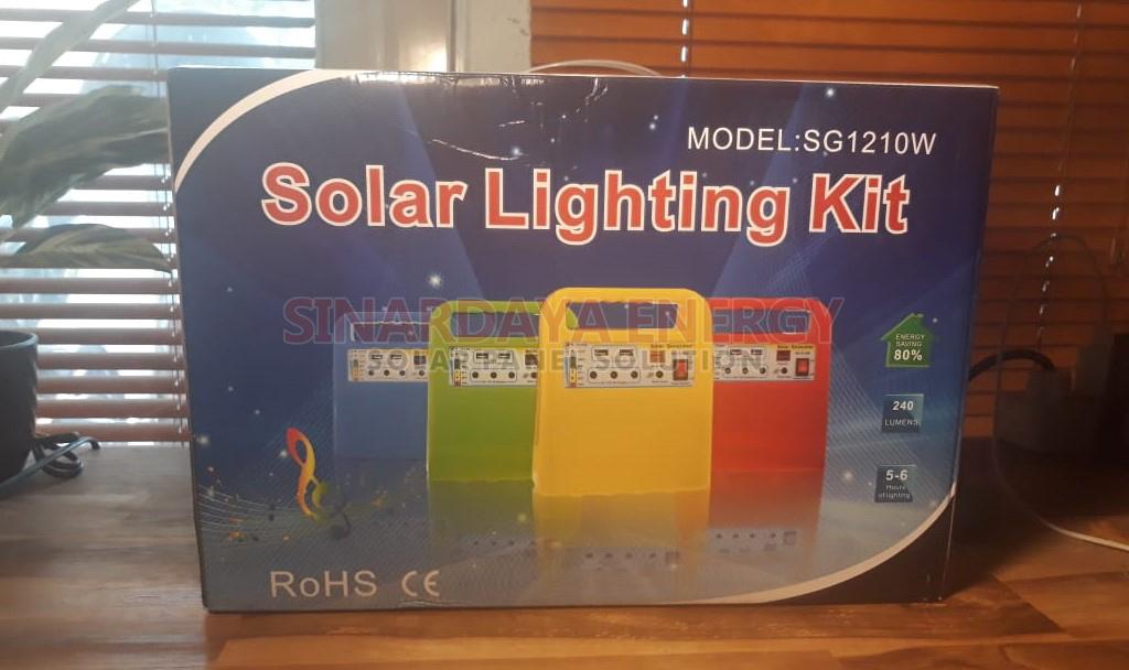 Paket SEHEN Solar KIT