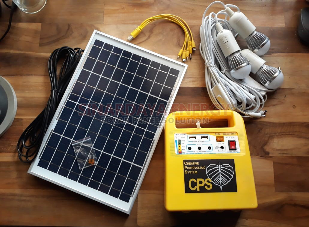 distributor Solar Lighting Kit