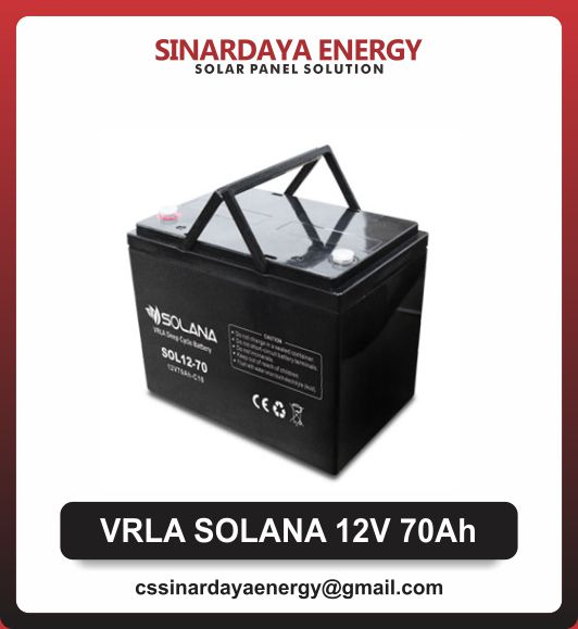 jual baterai vrla solarcell solana