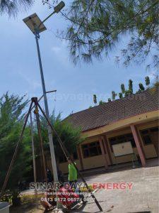 jual lampu jalan PJU solarcell