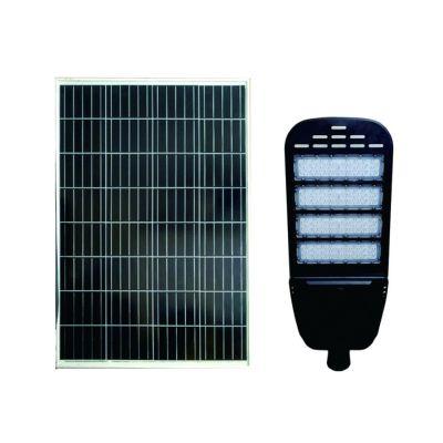 lampu jalan tenaga surya model two in one