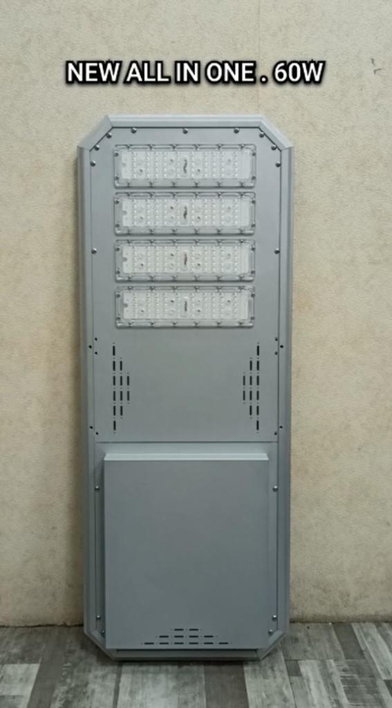 lampu tenaga surya 60w